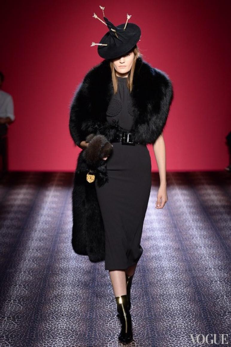 Schiaparelli Couture осень-зима 2014/2015 #16