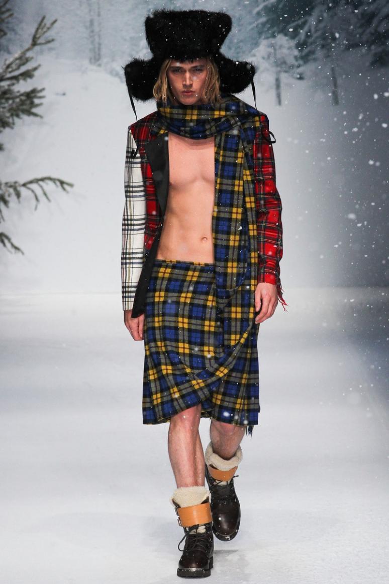 Moschino Menswear осень-зима 2015/2016 #19