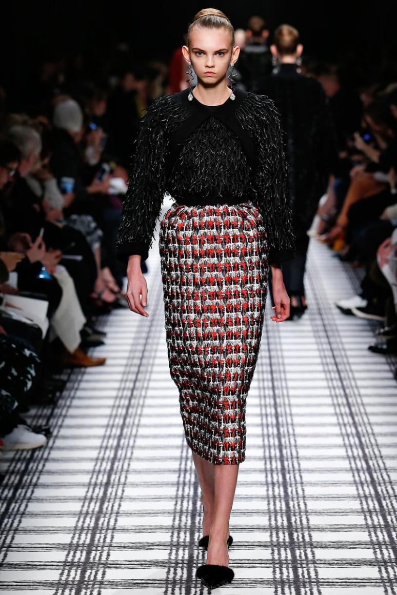 Balenciaga осень-зима 2015/2016 #25
