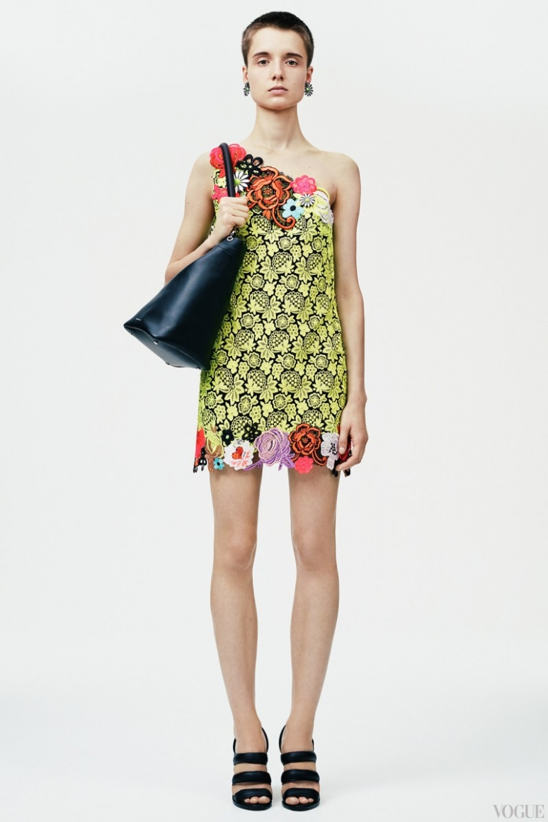 Christopher Kane Resort 2015 #3