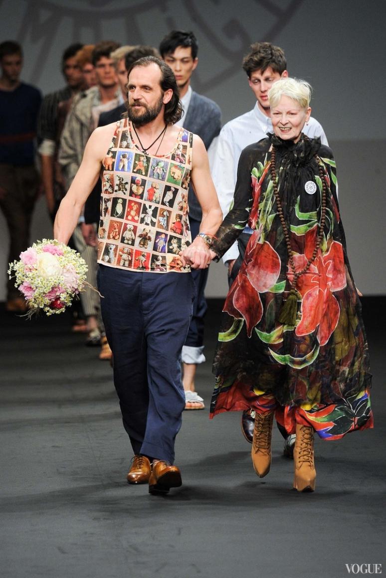 Vivienne Westwood Menswear весна-лето 2016 #1