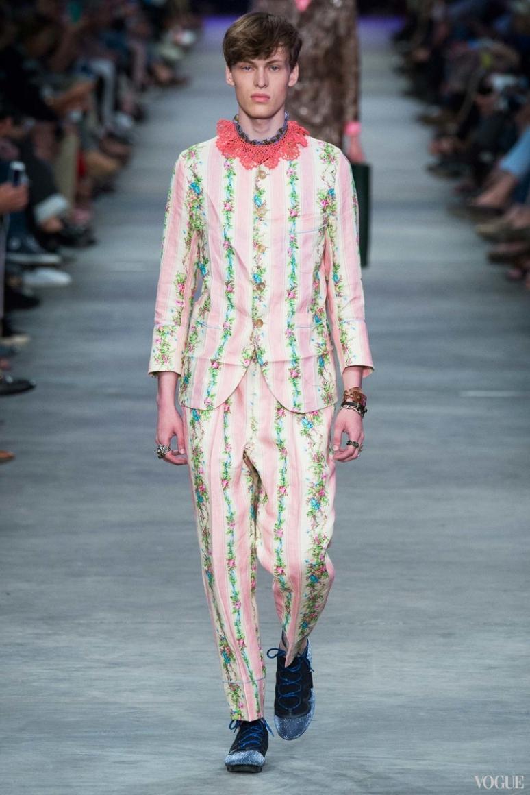 Gucci Menswear весна-лето 2016 #35