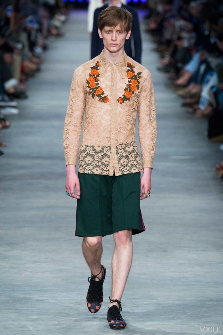 Gucci Menswear весна-лето 2016 #51