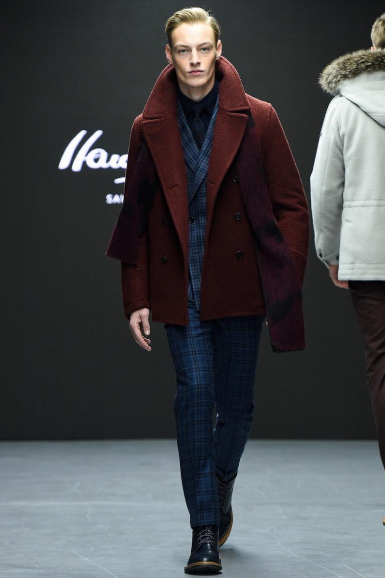 Hardy Amies Menswear осень-зима 2015/2016 #26
