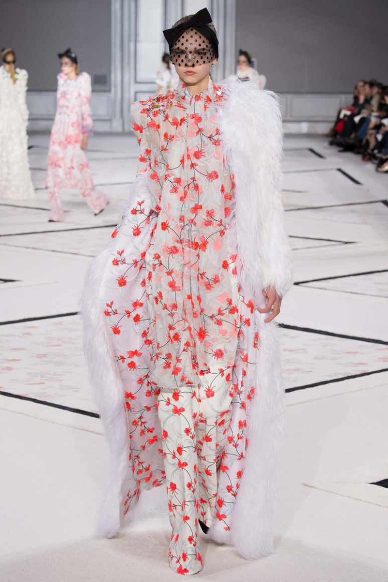 Giambattista Valli Couture весна-лето 2015 #15
