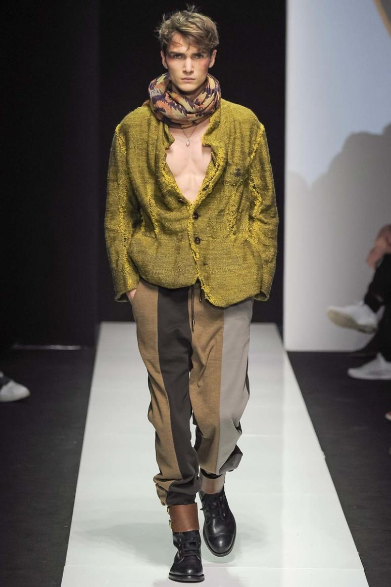 Vivienne Westwood Menswear осень-зима 2015/2016 #13