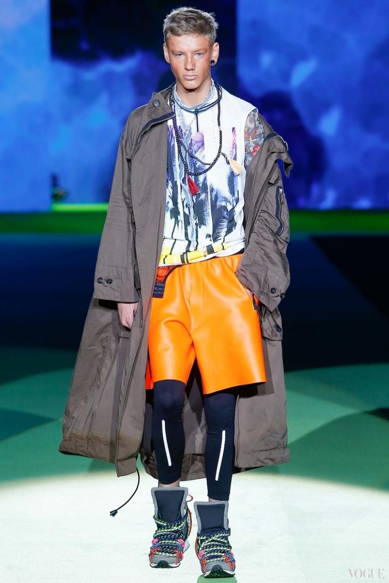 Dsquared? Menswear весна-лето 2016 #32