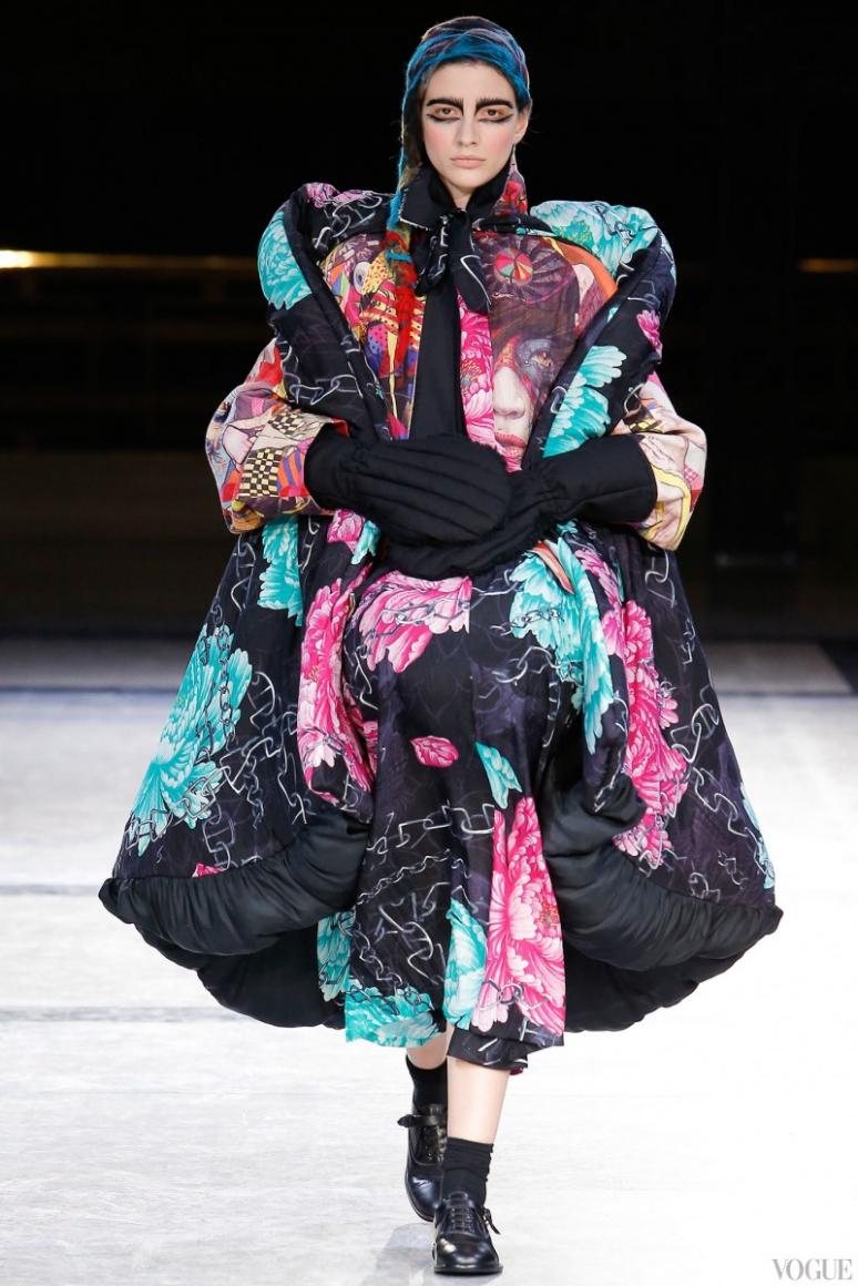 Yohji Yamamoto осень-зима 2014/2015 #31