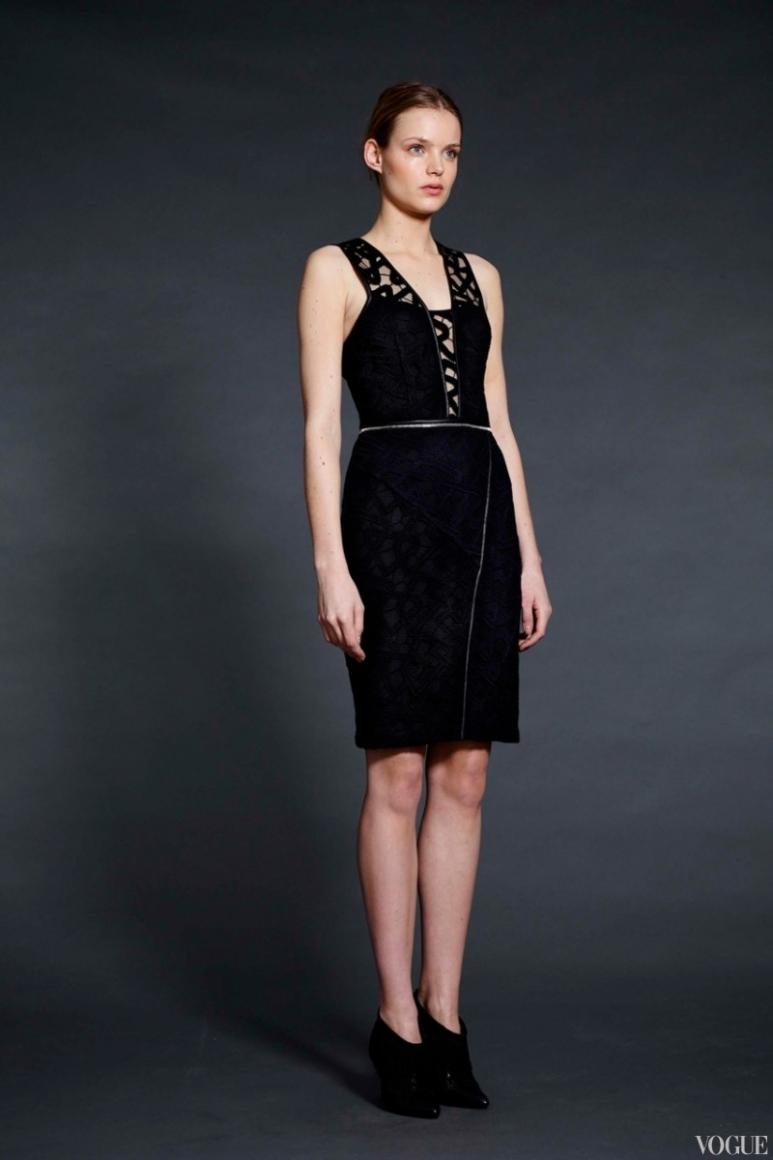 Yigal Azrou?l Couture весна-лето 2013 #4