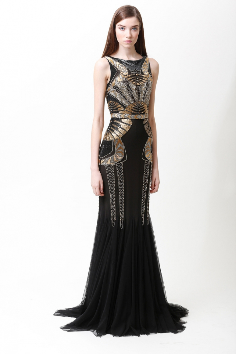 Badgley Mischka Pre-Fall 2013 #21