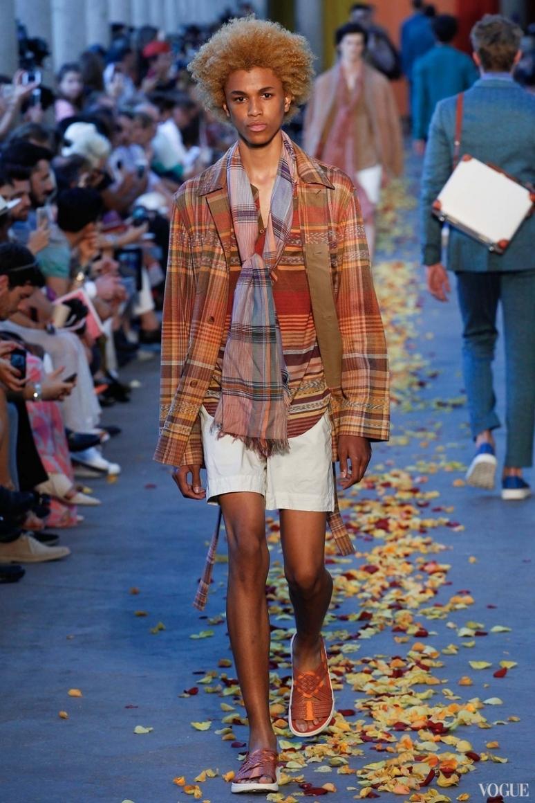 Missoni Menswear весна-лето 2016 #14