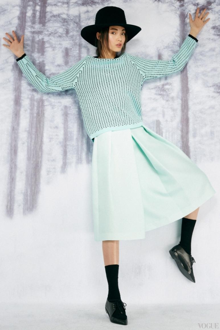Tibi Couture весна-лето 2013 #5