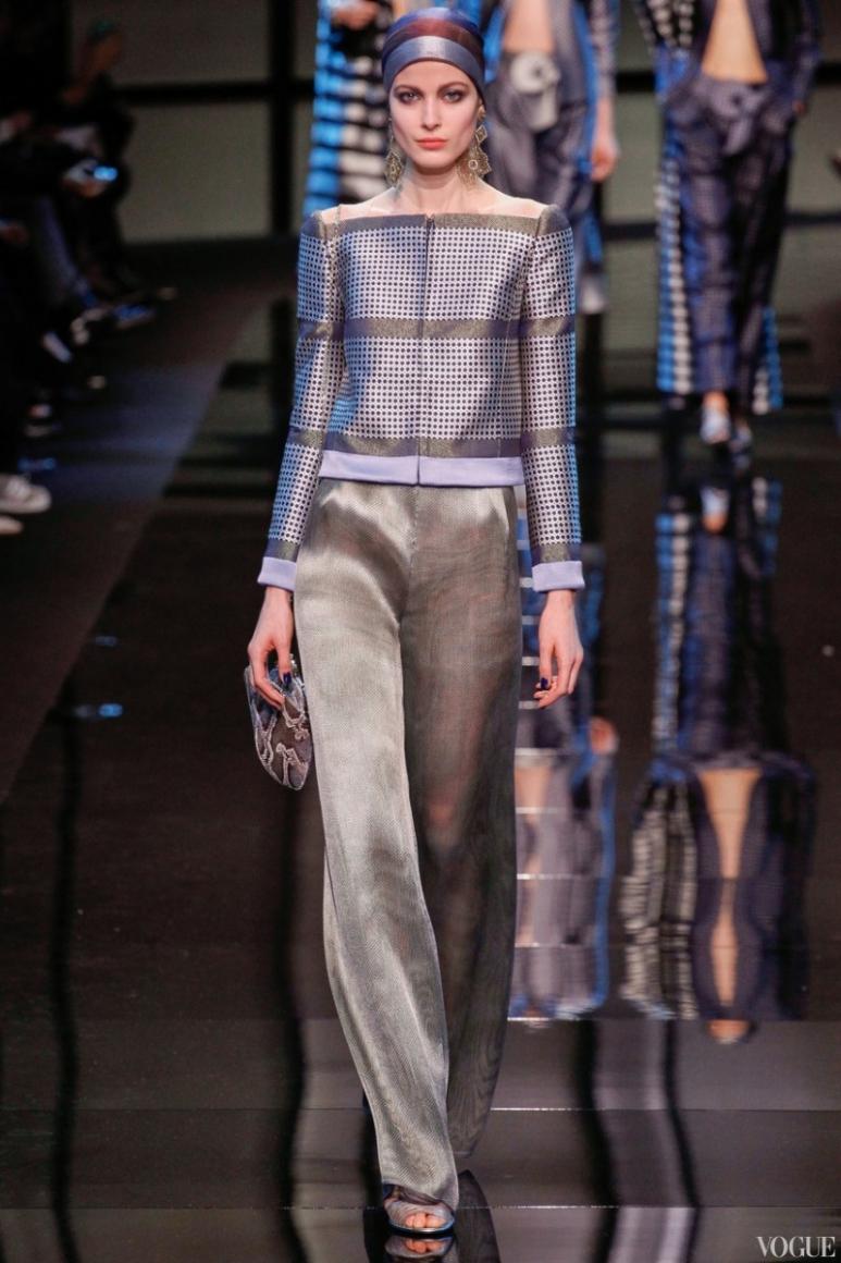 Armani Priv? Couture весна-лето 2014 #42
