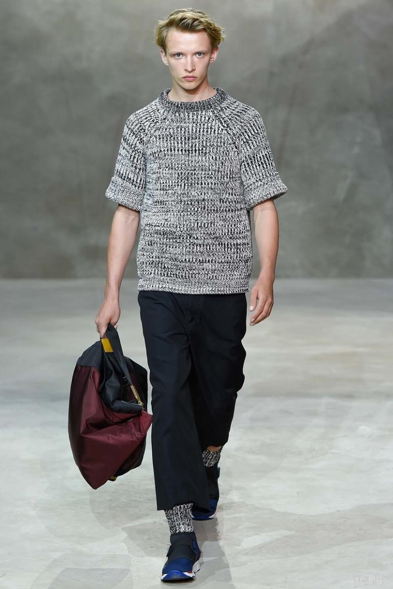 Marni Menswear весна-лето 2016 #10