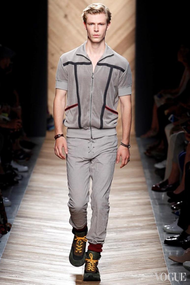 Bottega Veneta Menswear весна-лето 2016 #20