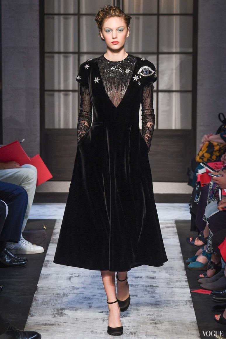 Schiaparelli Couture осень-зима 2015/2016 #36