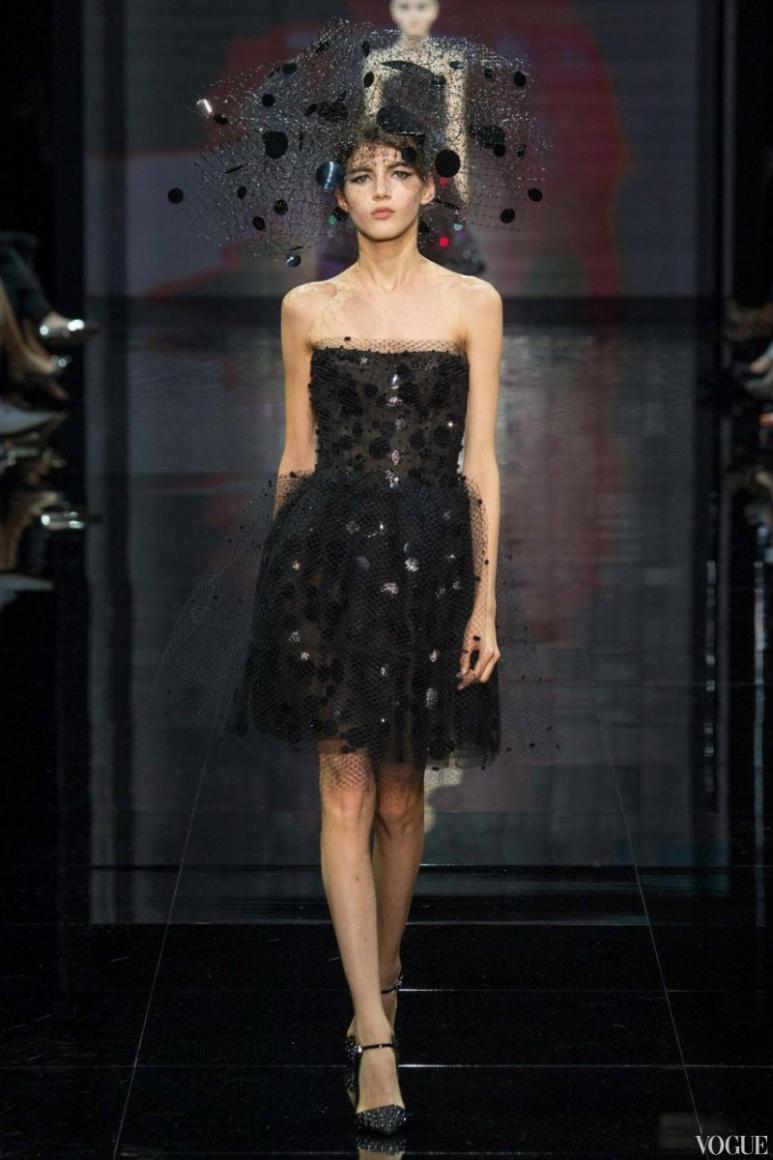Armani Priv? Couture осень-зима 2014/2015 #18