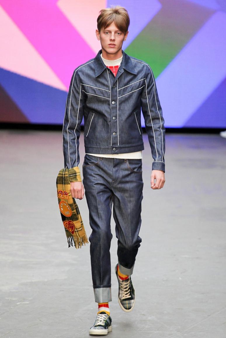 Topman Design Menswear осень-зима 2015/2016 #11