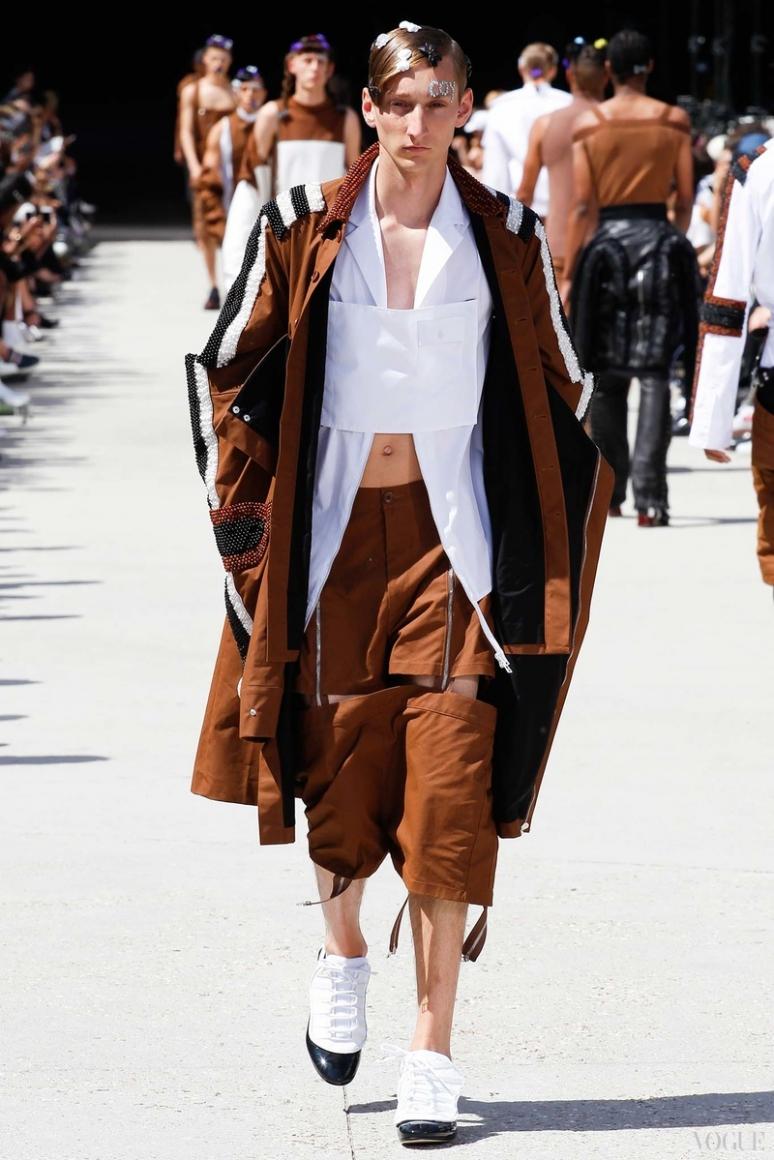 Hood by Air Menswear весна-лето 2016 #10