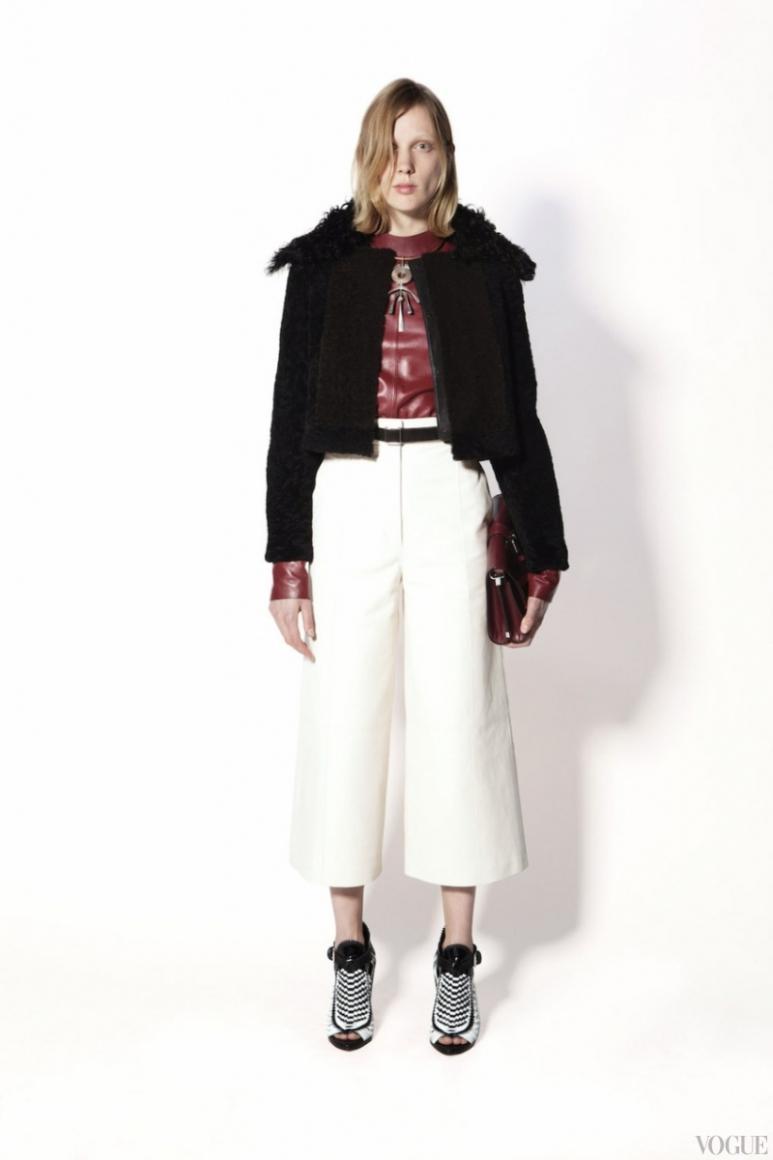 Proenza Schouler Couture весна-лето 2013 #16