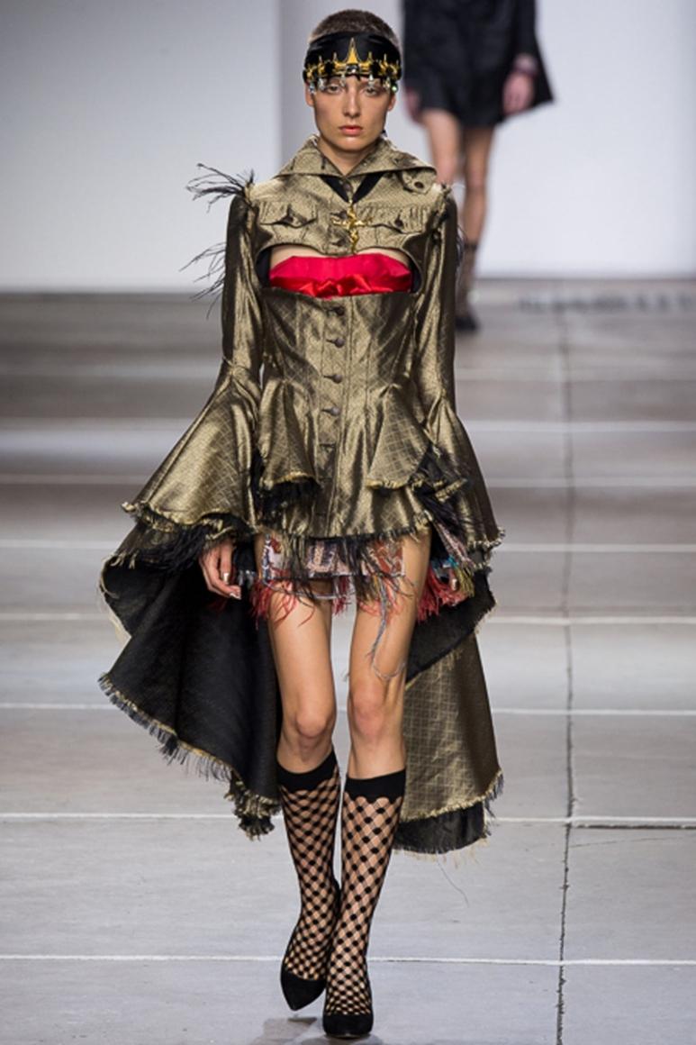 Fashion East весна-лето 2015 #14
