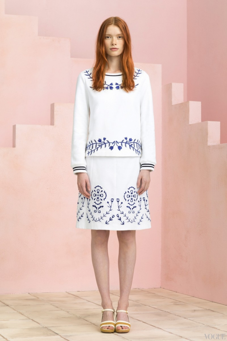 Tory Burch Resort 2015 #17