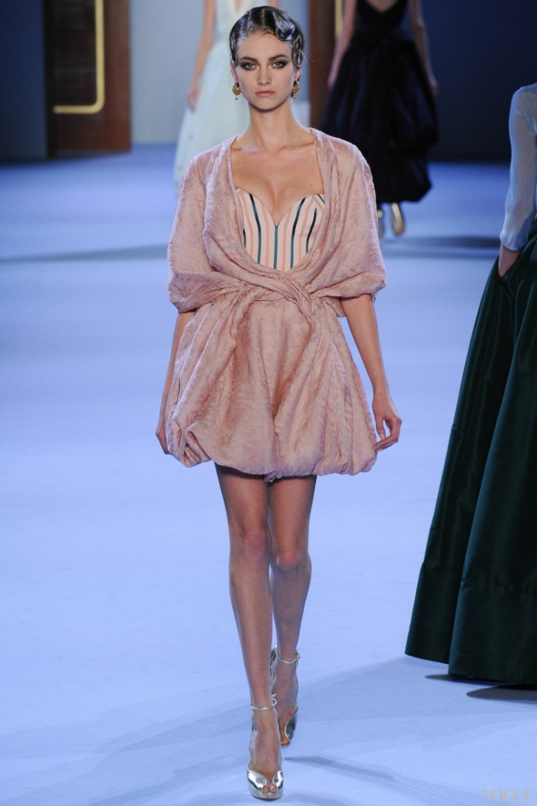 Ulyana Sergeenko Couture весна-лето 2014 #36