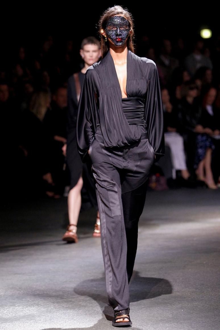 Givenchy весна-лето 2014 #38