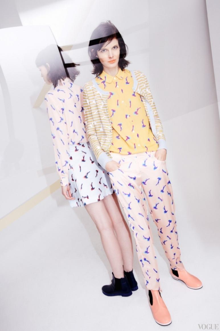 Sonia by Sonia Rykiel Couture весна-лето 2013 #1