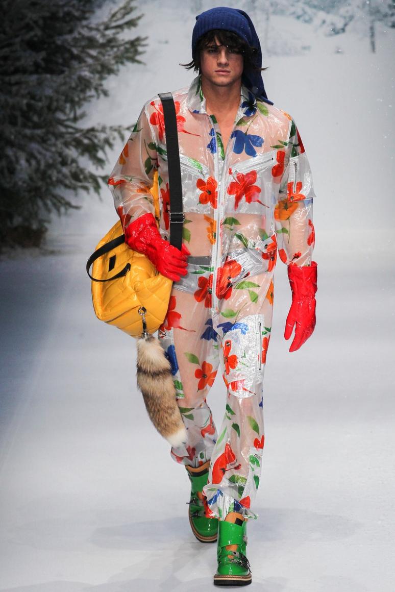Moschino Menswear осень-зима 2015/2016 #23