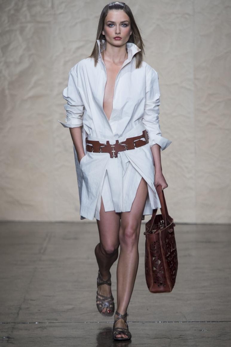 Donna Karan весна-лето 2014 #20