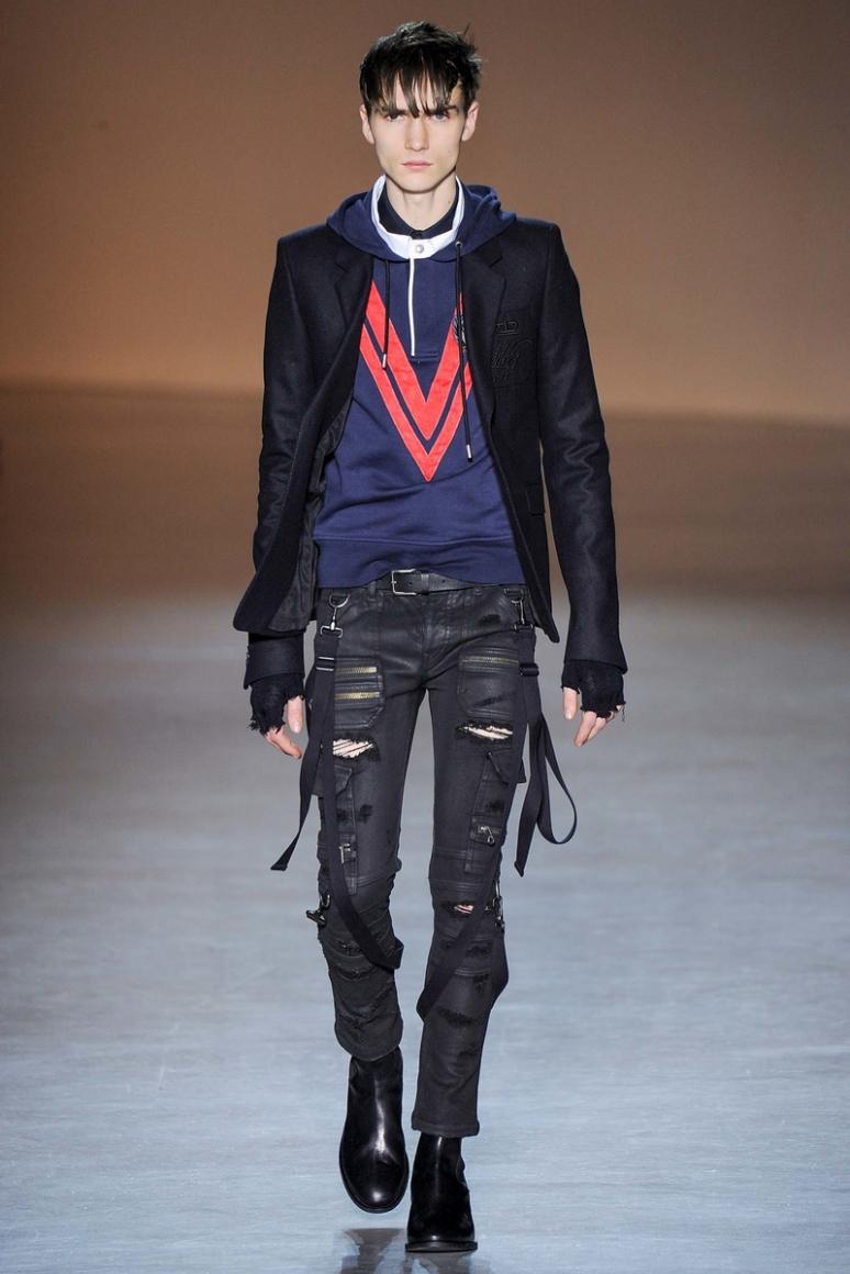 Diesel Black Gold Menswear осень-зима 2015/2016 #31