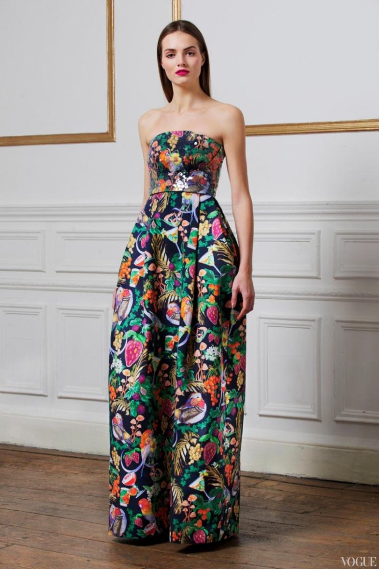 Matthew Williamson Couture весна-лето 2013 #17