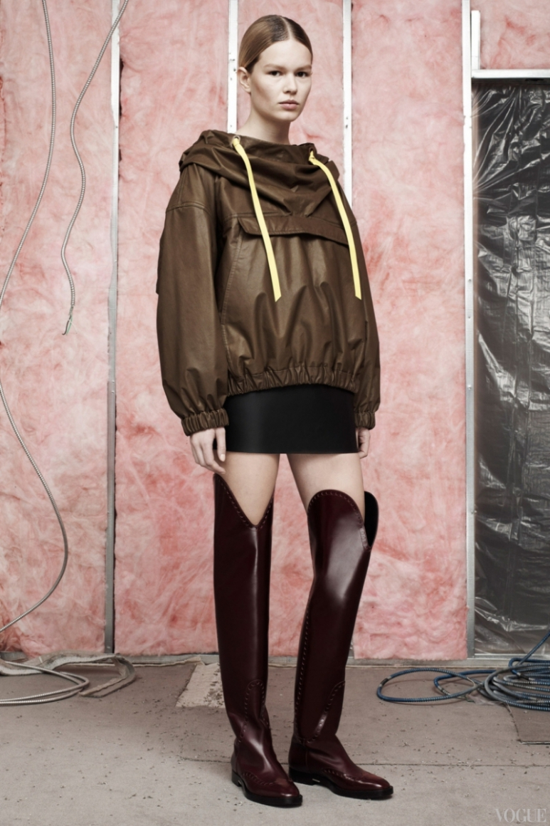 Alexander Wang Couture весна-лето 2013 #13