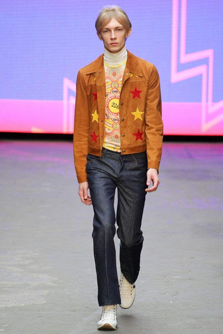 Topman Design Menswear осень-зима 2015/2016 #14