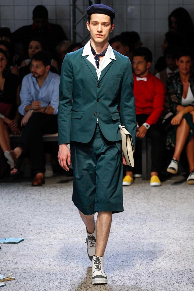 Antonio Marras Menswear весна-лето 2016 #5