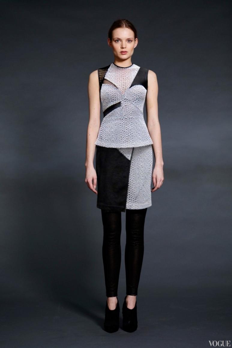 Yigal Azrou?l Couture весна-лето 2013 #8