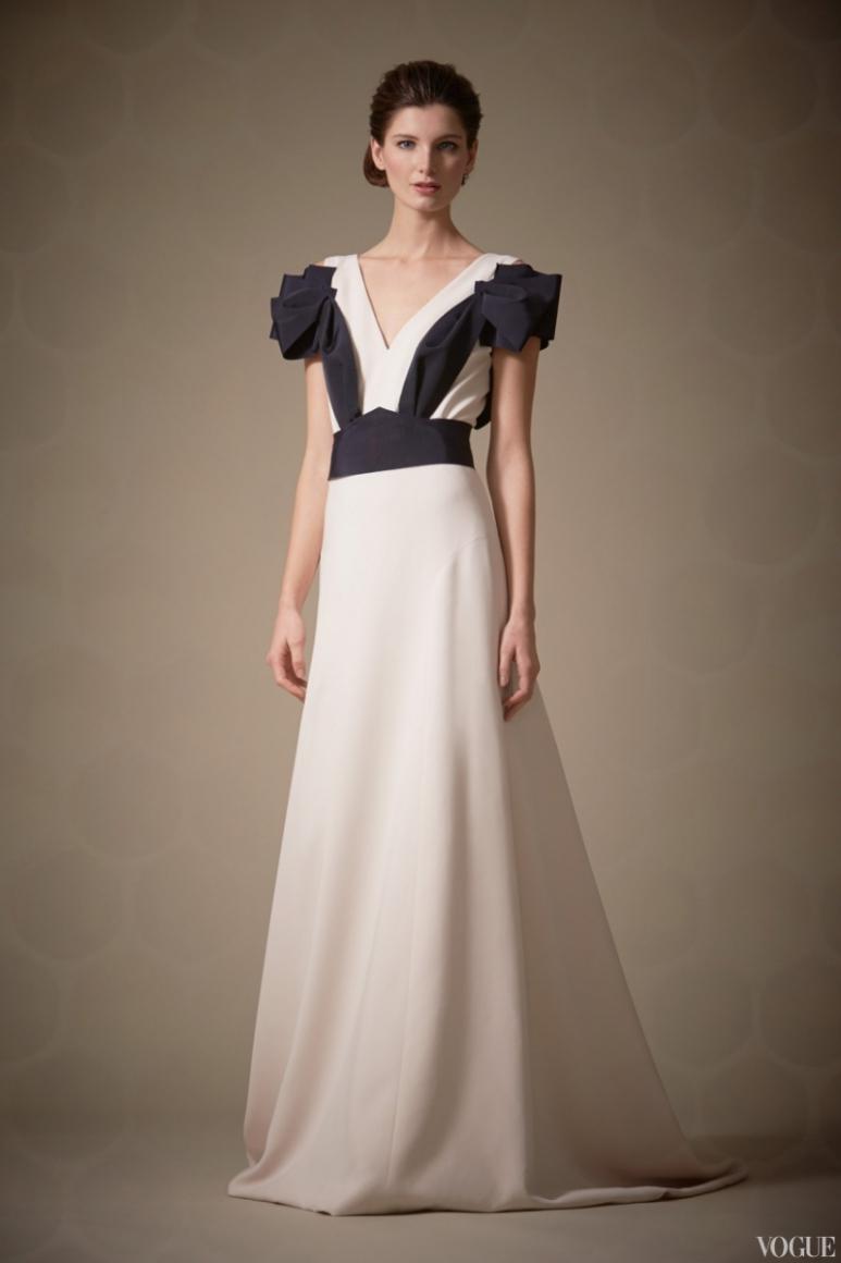 Carolina Herrera Couture весна-лето 2013 #7