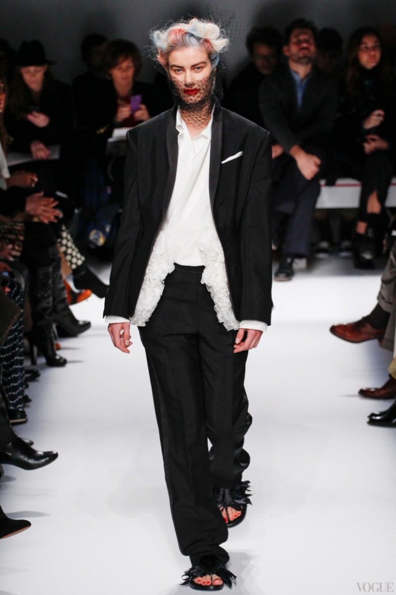 Schiaparelli Couture весна-лето 2014 #21