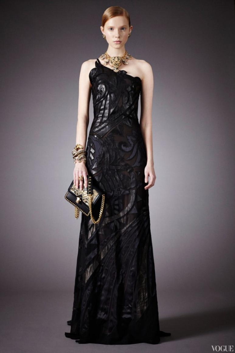 Roberto Cavalli Couture весна-лето 2013 #1
