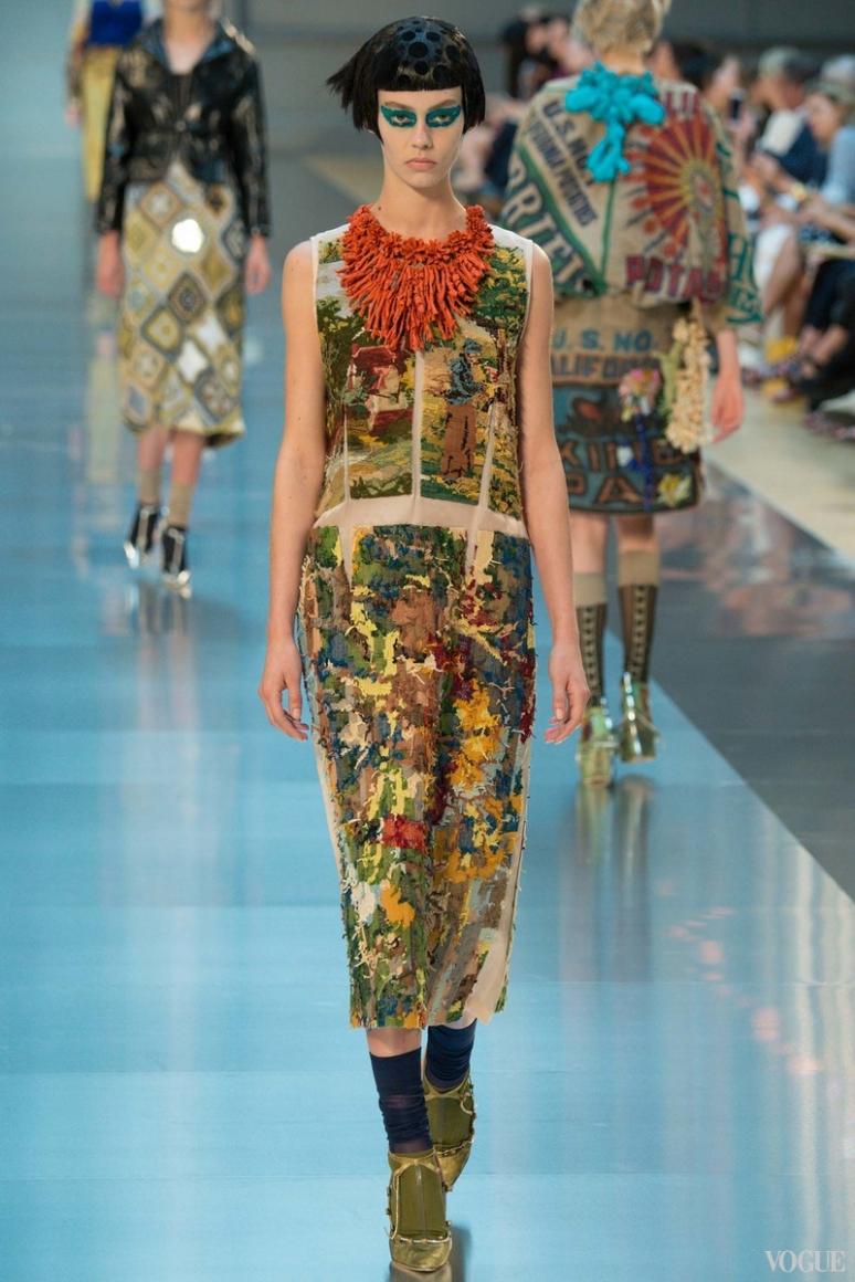 Maison Martin Margiela Couture осень-зима 2015/2016 #8