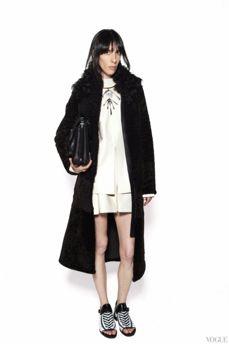 Proenza Schouler Couture весна-лето 2013 #15
