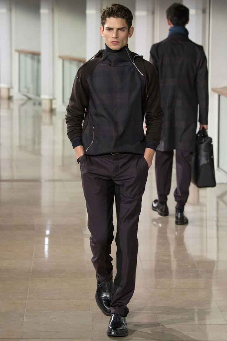 Hermes Menswear осень-зима 2015/2016 #15