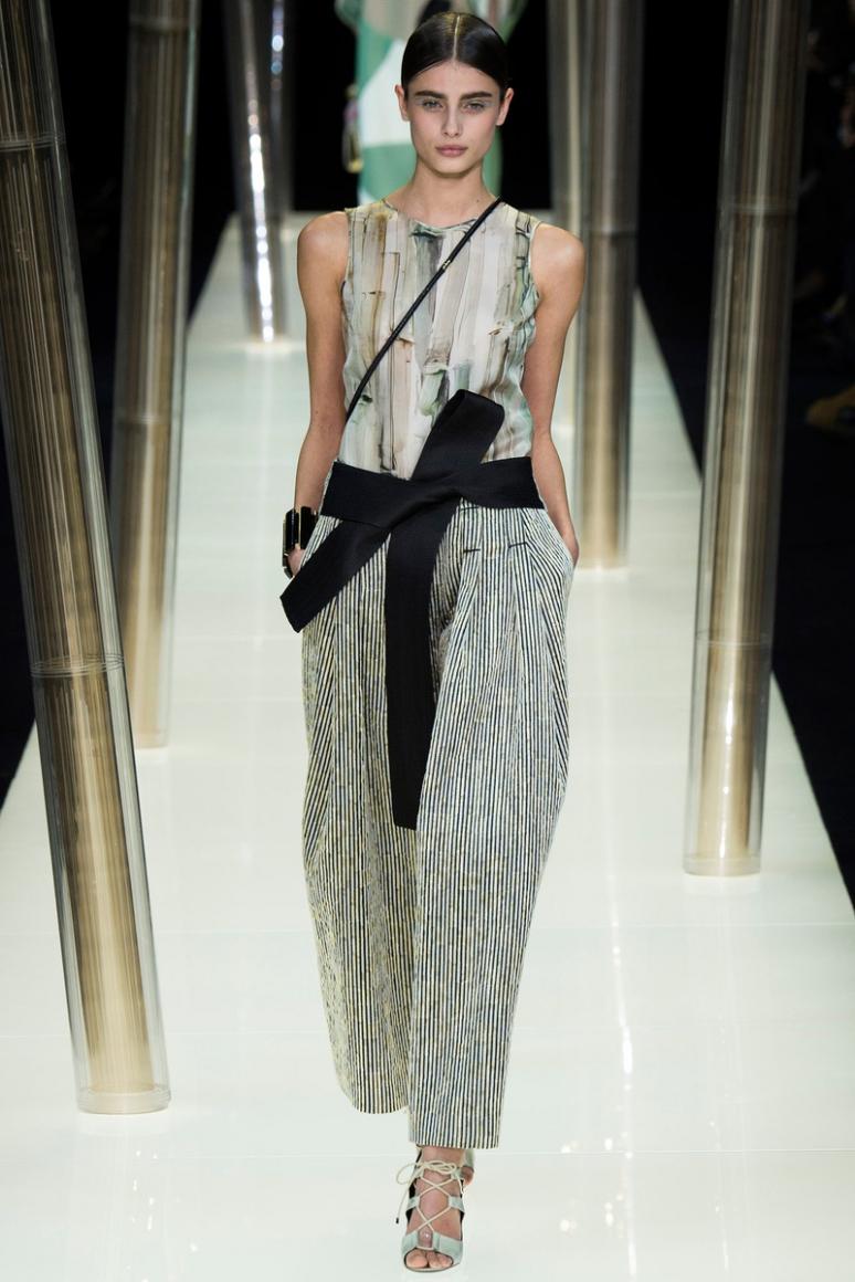 Armani Priv? Couture весна-лето 2015 #58
