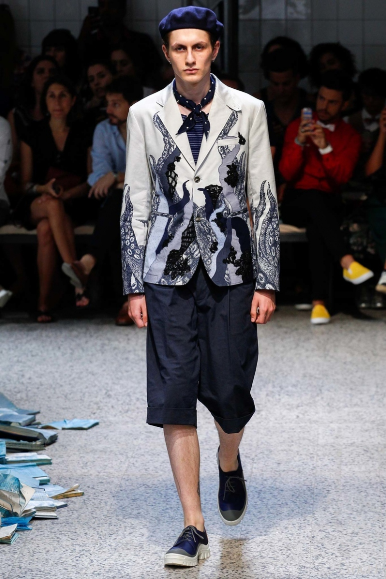 Antonio Marras Menswear весна-лето 2016 #48