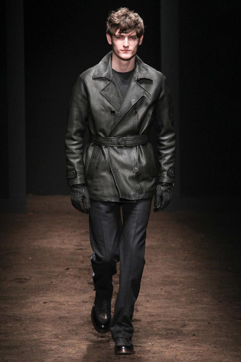 Salvatore Ferragamo Menswear осень-зима 2015/2016 #23