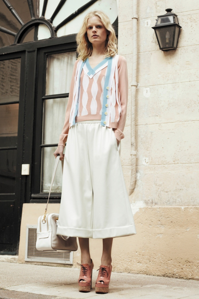 Sonia Rykiel Resort 2014 #12
