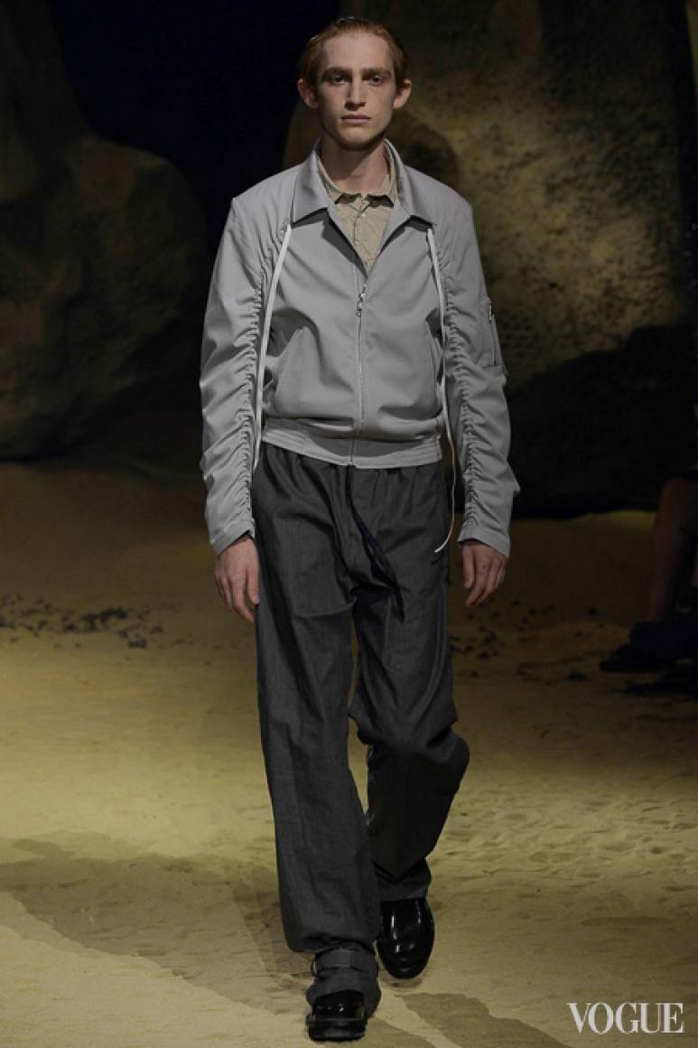 Kenzo Menswear весна-лето 2016 #43