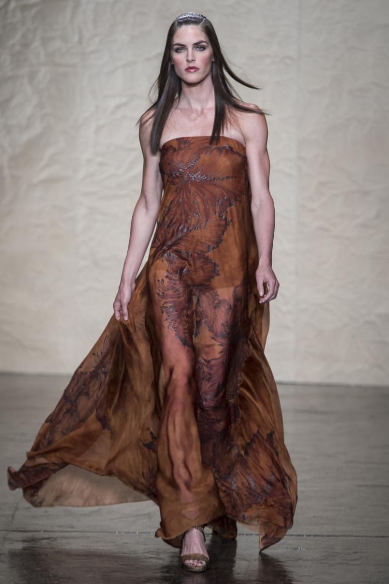 Donna Karan весна-лето 2014 #2