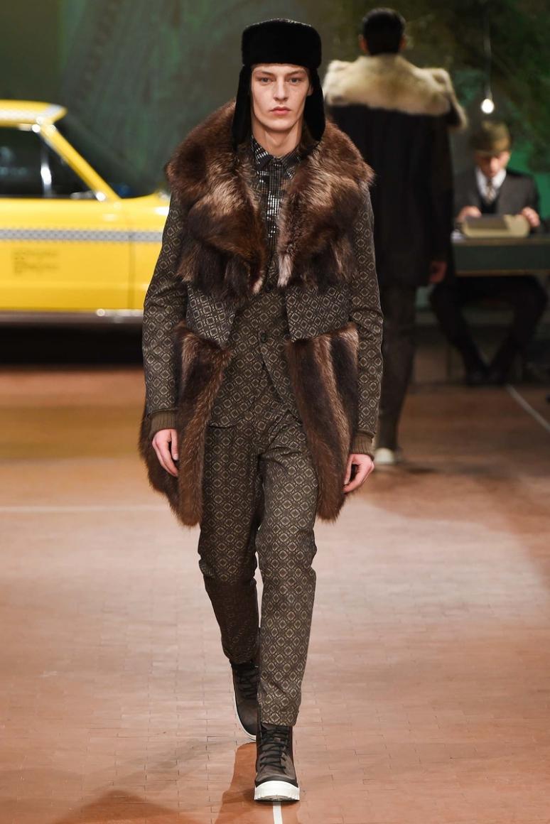 Antonio Marras Menswear осень-зима 2015/2016 #41
